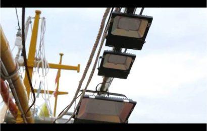 """โครงการจัดทำชุมชนประมงพื้นบ้านต้นแบบประหยัดพลังงาน """"โดยการใช้หลอด LED ในเรือประมงแบบอวนครอบ"""""""