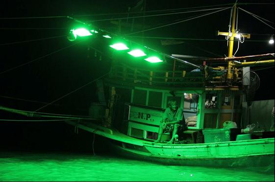 เรือประมงก็ประหยัดพลังงานได้ง่ายๆ ด้วยพลังงานทดแทน