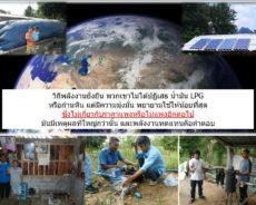 การพัฒนาชุมชนแบบมีส่วนร่วม สู่ชุมชนต้นแบบพลังงานยั่งยืน