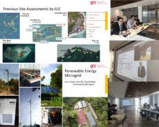 การประชุมเรื่องสถานะและนโยบายไฟฟ้าบนเกาะขนาดเล็กในประเทศไทย