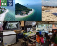 เครือข่ายความร่วมมือในการพัฒนาไฟฟ้าพลังงานทดแทนบนเกาะบุโหลนดอน จ.สตูล