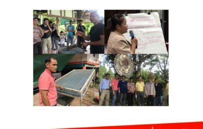 รวมคลิปการพัฒนาศูนย์เรียนรู้พลังงานชุมชน 4 ภาค
