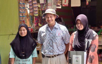 หัวหน้าผู้ตรวจราชการกระทรวงพลังงาน เยี่ยมชมผลการดำเนินงานโครงการโซล่าโฮม บ้านเกาะบูโหลนดอน ม.3 ต.ปากน้ำ อ.ละงู จ.สตูล